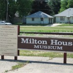 Pioneer history at the Milton House