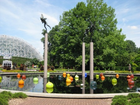 a beautiful day at the missouri botanical garden - Missouri Botanical Garden Hours