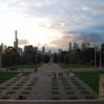 Visiting Melbourne, Australia with kids
