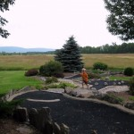 Miniature golf with a view – Vermont style