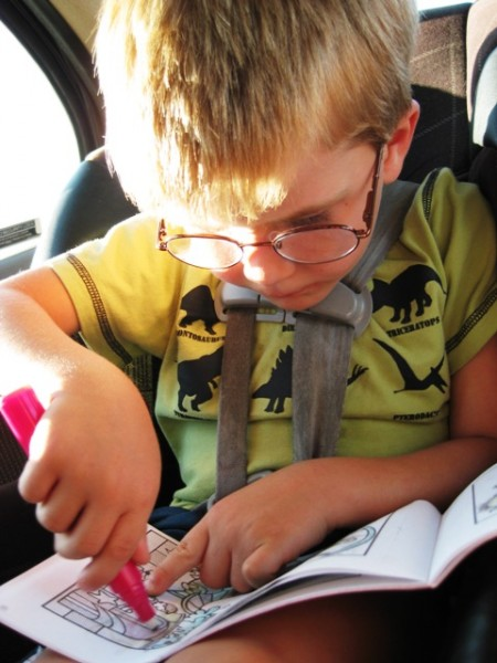 Road trip tip: Be a little sneaky