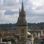 Mondays are for dreaming: Oxford's spires
