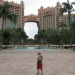 The Atlantis Resort from top to bottom