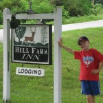 Mondays are for dreaming: A family-friendly stay at the Hill Farm Inn