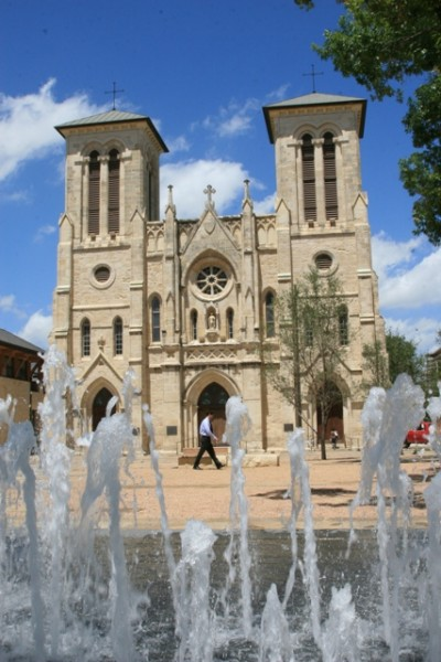 San Fernando Cathedral in San Antonio Texas