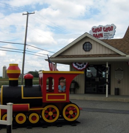 MidAtlantic fun: Much more than trains at the Choo Choo Barn