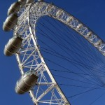 Mondays are for dreaming: The London Eye
