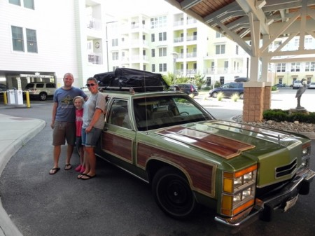 The Truckies and the Truckster