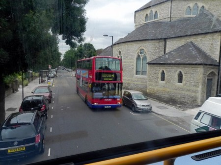 On the double decker