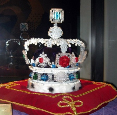 The Crown Jewels at LEGOLAND Windsor