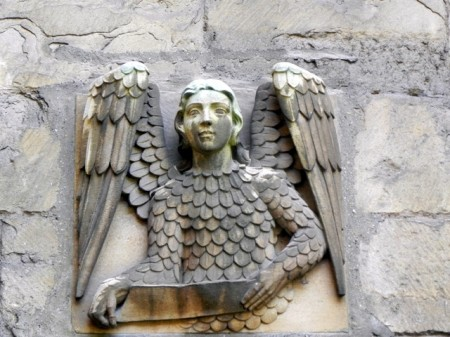 Angel New College Oxford