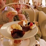 Teatime with kids at Fortnum & Mason