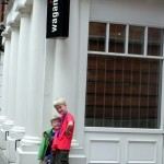 Eating out with kids in London: Wagamama