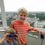 All about the London Eye