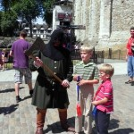 Executioner at the Tower of London
