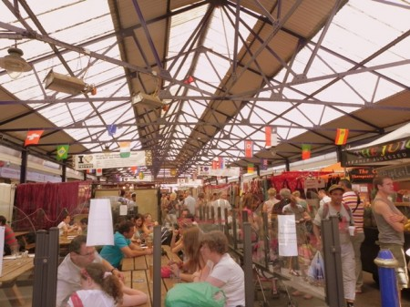 The Greenwich Market
