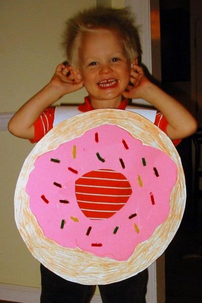 Sprinkle donut Halloween costume