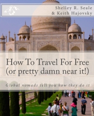 Travel for Free e-book cover