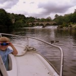 Birding on the Avon near Bathampton