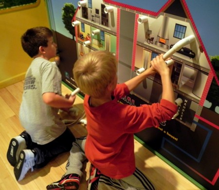 Connecting the heat at the Delaware Children's Museum