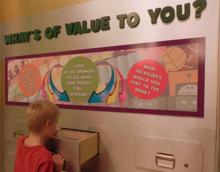 What's of value at the Delaware Children's Museum