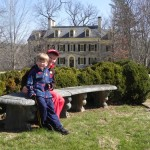 A day with kids at Hagley Museum