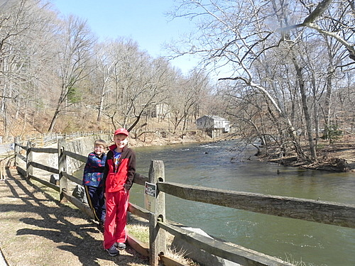 Next to the Brandywine at Hagley Museum