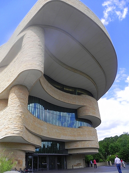 National Museum of the American Indian in Washington, DC