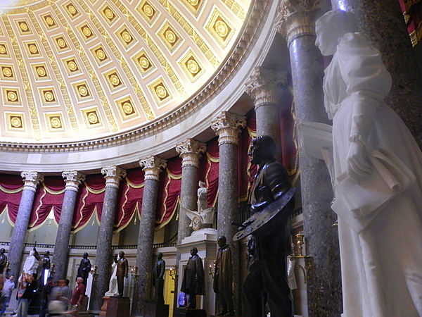 Statuary Hall in the U. S. Capitol