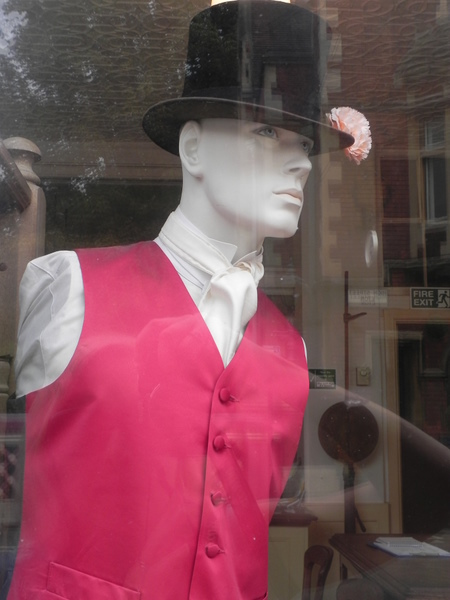 Eton shop window