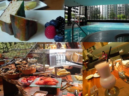 Family-friendly features at the Four Seasons