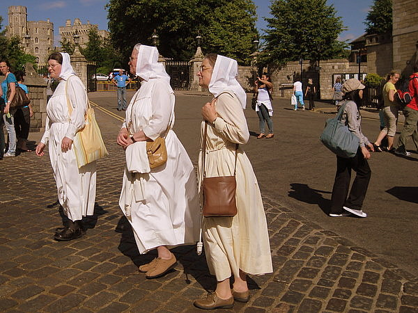 Nuns in Windsor