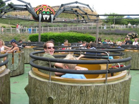 Ride at Legoland Windsor