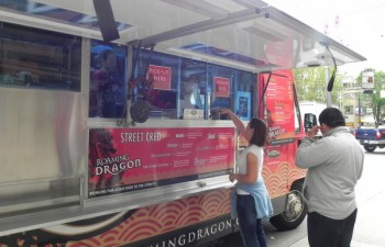 Roaming Dragon food Truck in Vancouver