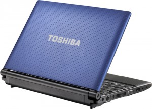 Toshiba Mini Netbook