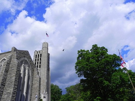 Washington Memorial Chapel and Patriots Bell Tower at Valley Forge