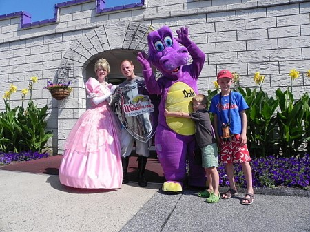 Dutch Wonderland giveaway: Win family fun in Lancaster