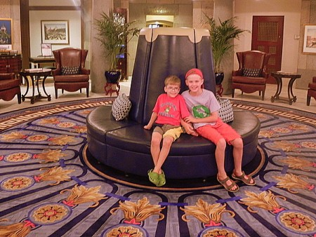 Marriott's Custom House: A family-friendly Boston hotel