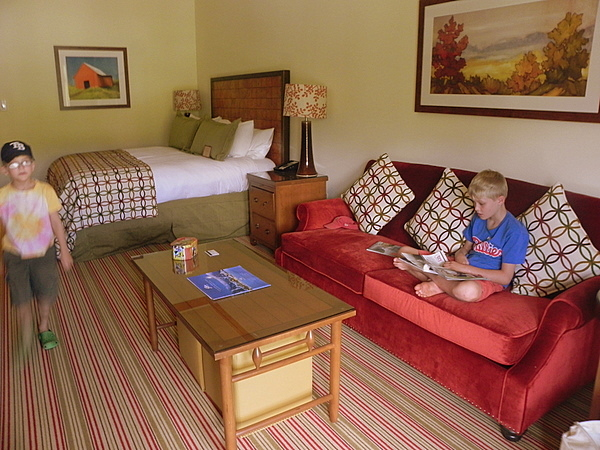 Stowe Mountain Lodge >> Stowe Mountain Lodge: Family-friendly luxury in the heart of Vermont | Family Travel Blog ...
