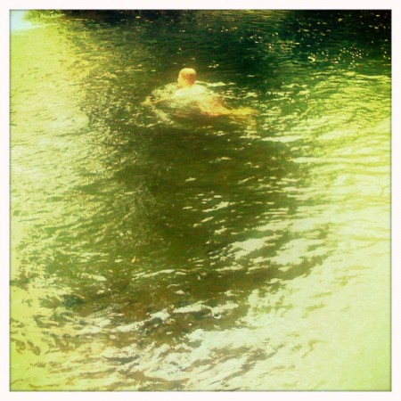 Swimming in Vermont