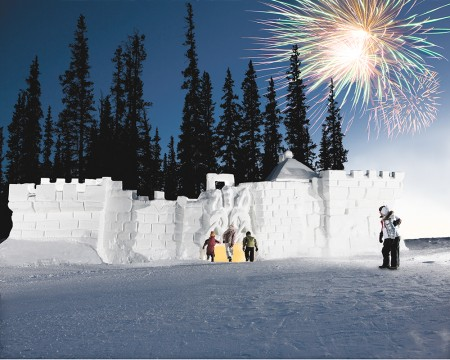 Snow Fort at Keystone Resort