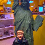A stay at the Omni Berkshire Place, or Daddy and Teddy take Manhattan