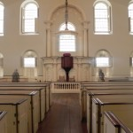A lesson in history at the Old South Meeting House