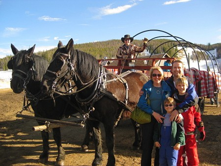 A Rocky Mountain ride back in time at Keystone