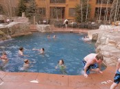 Pool at The Springs Keystone, Colorado