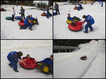 Tubing at Adventure Point, Keystone Resort