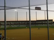 Ebbets Field replica at Big League Dreams Sports Park in Gilbert, Arizona