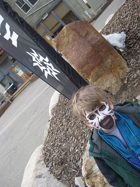 Kidtopia headquarters at Keystone Resort, Colorado