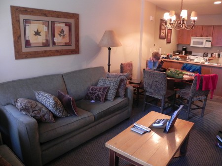 The Springs Condo at Keystone Resort, Colorado
