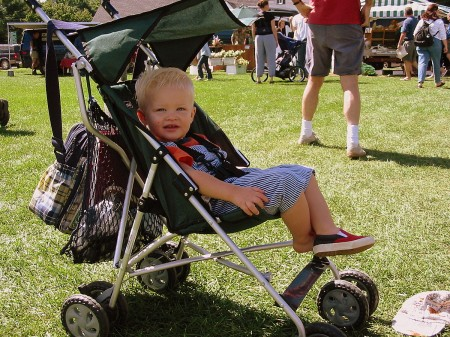 Umbrella strollers: Key for traveling with baby